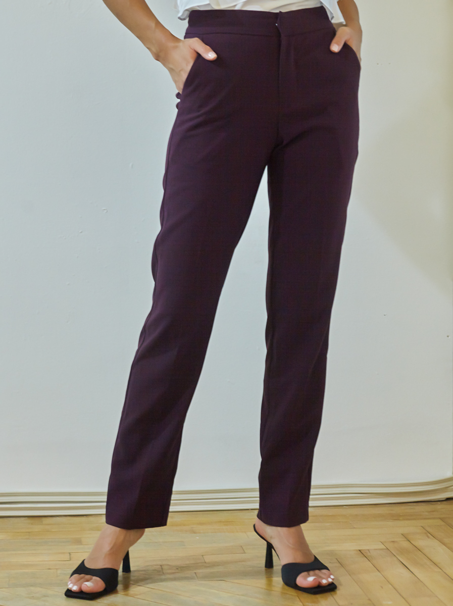 Basic Cady Tapered Pants