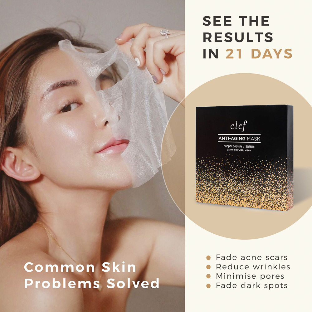Clef - Anti-Aging Mask