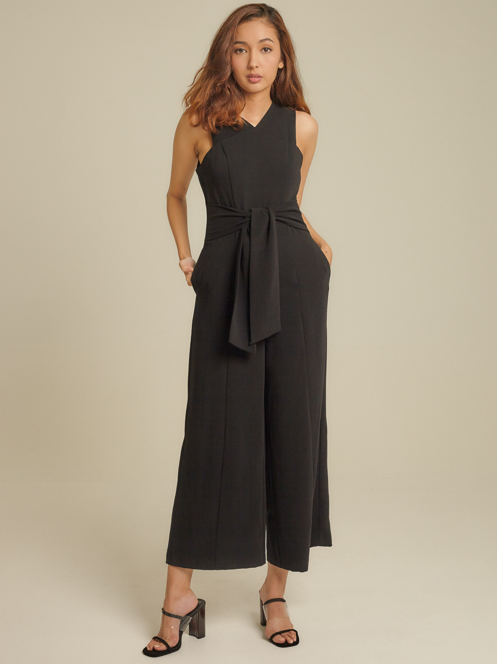 Cady Twill Jumpsuit