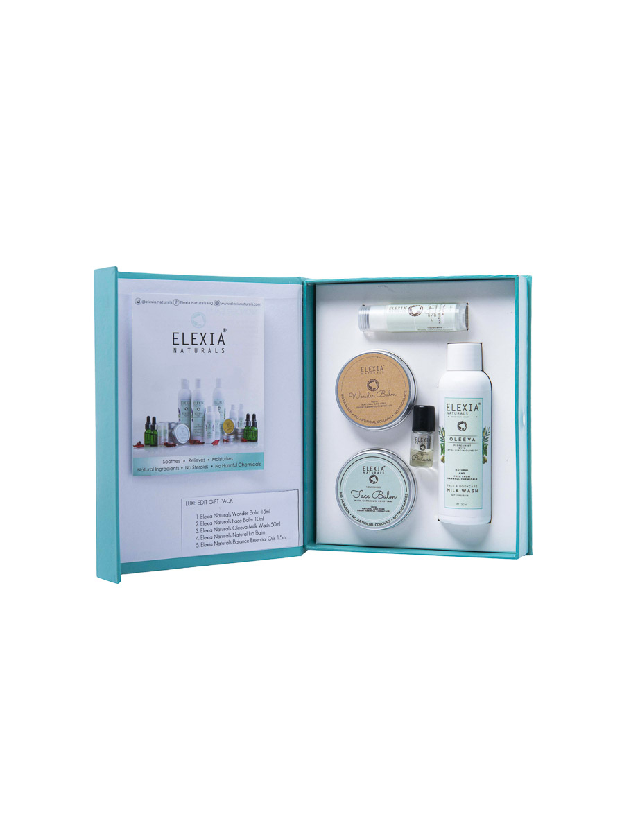 Elexia Naturals - Luxe Edit Pack