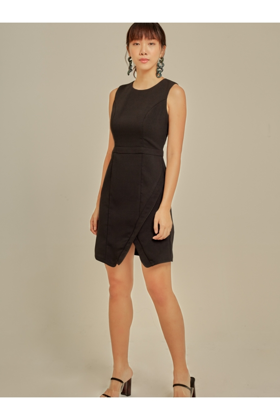 Asymmetrical Cady Dress