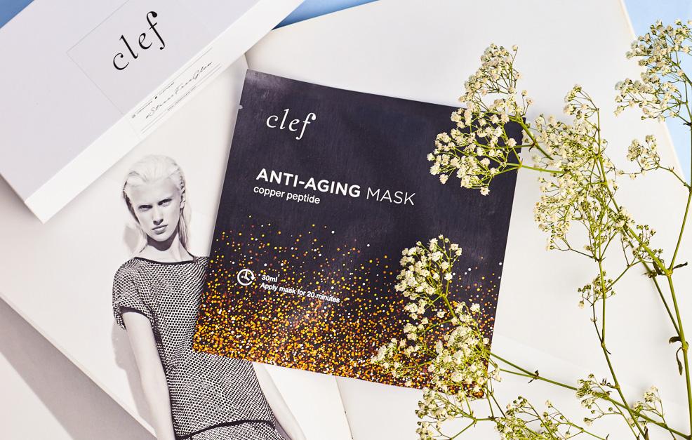 Clef - Anti-Aging Mask [1 Sheet/pc]