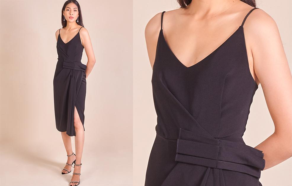 Strappy Roma Dress