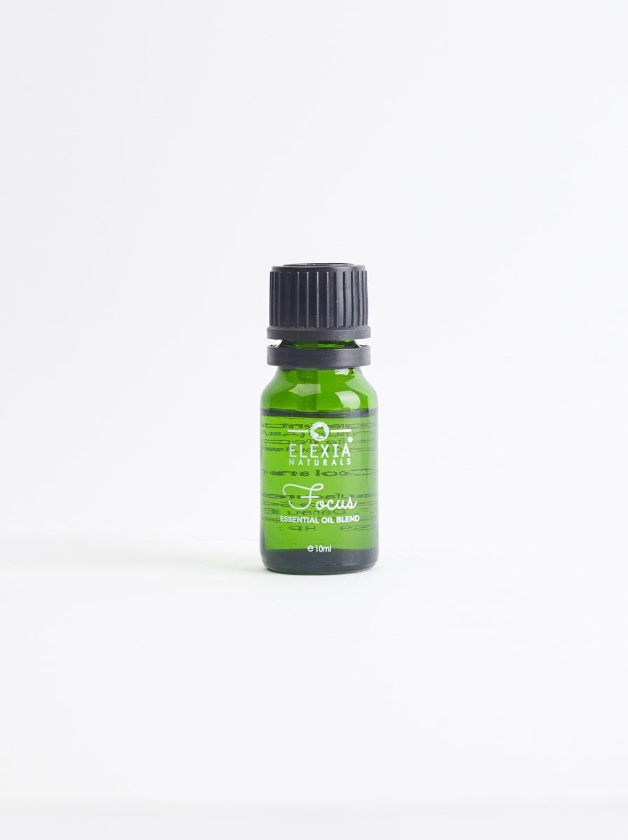 Elexia Naturals - Focus Essential Oil