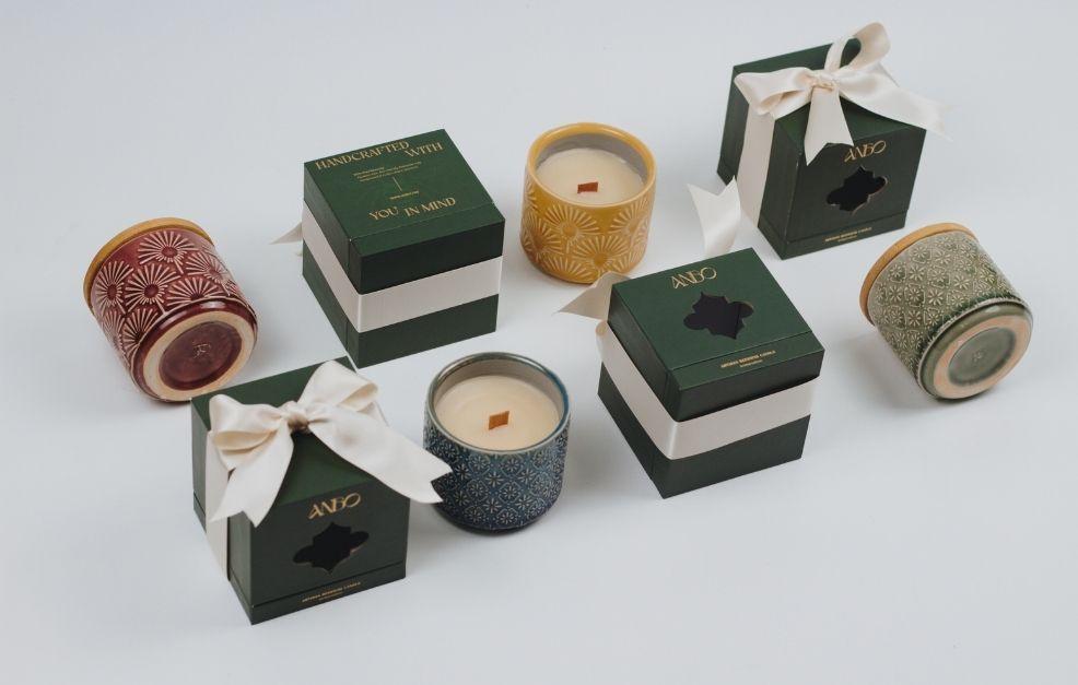 ANBO - Gratitude (Hibiscus, Kaffir Lime & Peppermint Essential Oil)